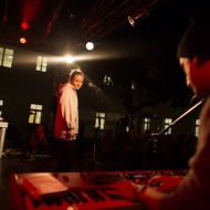 Eclectic Garden / Electro-Acoustic Beat Sessions feat. Paulina Przybysz / 21.09.2013 phot. Maciek Rukasz - photo 6/32