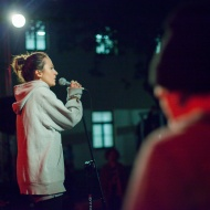 Eclectic Garden / Electro-Acoustic Beat Sessions feat. Paulina Przybysz / 21.09.2013 phot. Maciek Rukasz - photo 2/32