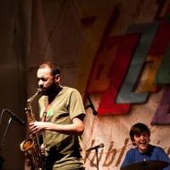 IV Lublin Jazz Festiwal / 19-23.04.2012 fot. Przemysław Bator / Wojtek Kornet / Paweł Owczarczyk - zdjęcie 56/82