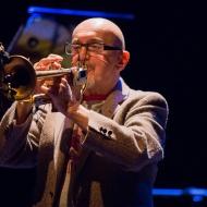 Tomasz Stańko New York Quartet / 28.10.2013 fot. Maciek Rukasz - zdjęcie 12/15