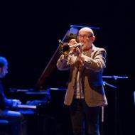 Tomasz Stańko New York Quartet / 28.10.2013 fot. Maciek Rukasz - zdjęcie 13/15