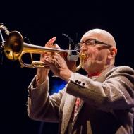 Tomasz Stańko New York Quartet / 28.10.2013 fot. Maciek Rukasz - zdjęcie 10/15