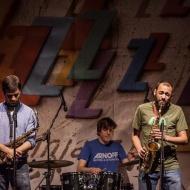IV Lublin Jazz Festiwal / 19-23.04.2012 fot. Przemysław Bator / Wojtek Kornet / Paweł Owczarczyk - zdjęcie 66/82
