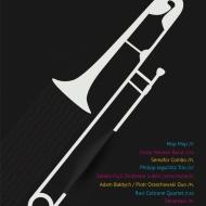 Plakat VI Lublin Jazz Festiwal / graf. Natalia Nestorowicz opr. graf. Piotr Wysocki