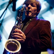 David Helbock's Random/Control / 7 Lublin Jazz Festiwal / 26.04.2015 / fot. Robert Pranagal - zdjęcie 5/13
