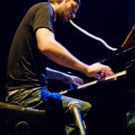 David Helbock's Random/Control / 7 Lublin Jazz Festiwal / 26.04.2015 / fot. Robert Pranagal - zdjęcie 10/13