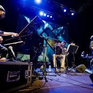 David Helbock's Random/Control / 7 Lublin Jazz Festiwal / 26.04.2015 / fot. Robert Pranagal - zdjęcie 3/13