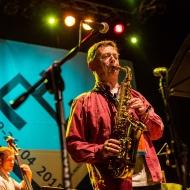 Zbigniew Namysłowski Quintet / 7 Lublin Jazz Festiwal / 24.04.2015 / fot. Robert Pranagal - zdjęcie 33/38