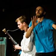 Free the Dance / 7 Lublin Jazz Festiwal / 25.04.2015 / fot. Robert Pranagal - zdjęcie 1/12