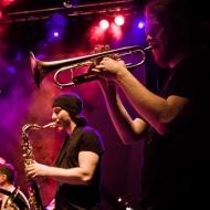 Electro - Acoustic Beat Sessions feat. Mika Urbaniak / 7 Lublin Jazz Festiwal / 25.04.2015 / fot. Robert Pranagal - zdjęcie 12/17