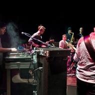 Electro - Acoustic Beat Sessions feat. Mika Urbaniak / 7 Lublin Jazz Festiwal / 25.04.2015 / fot. Robert Pranagal - zdjęcie 13/17
