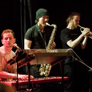 Electro - Acoustic Beat Sessions feat. Mika Urbaniak / 7 Lublin Jazz Festiwal / 25.04.2015 / fot. Robert Pranagal - zdjęcie 14/17