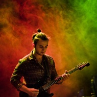 Electro - Acoustic Beat Sessions feat. Mika Urbaniak / 7 Lublin Jazz Festiwal / 25.04.2015 / fot. Robert Pranagal - zdjęcie 15/17