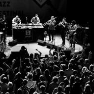 THE APPLES / 7 Lublin Jazz Festiwal / 25.04.2015 / fot. Robert Pranagal