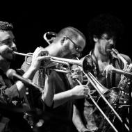 THE APPLES / 7 Lublin Jazz Festiwal / 25.04.2015 / fot. Robert Pranagal - zdjęcie 8/22