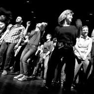 THE APPLES / 7 Lublin Jazz Festiwal / 25.04.2015 / fot. Robert Pranagal - zdjęcie 19/22