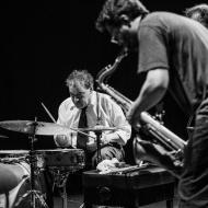 Lovens / Lebik / Edwards Trio / 23.04.2015 / fot. Maciej Rukasz