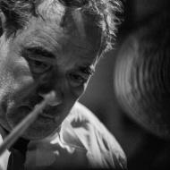 Lovens / Lebik / Edwards Trio / 23.04.2015 / fot. Maciej Rukasz - zdjęcie 10/23