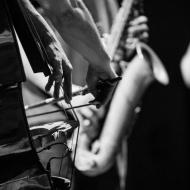Lovens / Lebik / Edwards Trio / 23.04.2015 / fot. Maciej Rukasz - zdjęcie 11/23
