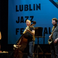 Lovens / Lebik / Edwards Trio / 23.04.2015 / fot. Maciej Rukasz - zdjęcie 13/23