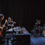 Hidden Orchestra / 16.11.2015 / Main Stage in Centre for Culture /  - photo 5/8