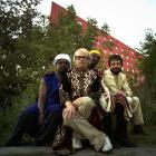 8. Lublin Jazz Festiwal / Jimi Tenor & Kabu Kabu (FI/GER) - zdjęcie 2/5