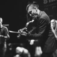 New Constellation feat. Michał Urbaniak / 17.04.2016 / Centrum Kultury w Lublinie fot. Maciek Rukasz - zdjęcie 4/27