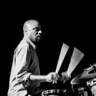 Rob Mazurek & Chad Taylor Chicago Underground Duo / 23.04.2016 / Piwnice Centrum Kultury / fot. Paweł Owczarczyk - zdjęcie 7/8