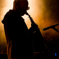 Marcus Strickland / 23.04.2016 / Main Stage at Centre of Culture / phot. Wojtek Kornet - photo 12/14