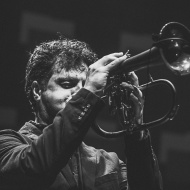 Manu Katché – Unstatic / 24.04.2016 / Sala Widowiskowa Centrum Kultury / fot. Wojtek Kornet - zdjęcie 10/13