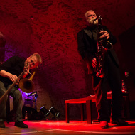 Brötzmann – Swell – Nilssen-Love / 24.04.2016 / Underground of Centre of Culture / fot. Wojtek Kornet - photo 14/14