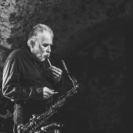 Brötzmann – Swell – Nilssen-Love / 24.04.2016 / Underground of Centre of Culture / fot. Wojtek Kornet - photo 12/14