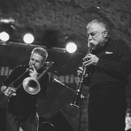 Brötzmann – Swell – Nilssen-Love / 24.04.2016 / Underground of Centre of Culture / fot. Wojtek Kornet