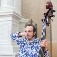 Jazz w mieście / Jachna/Mazurkiewicz/Buhl / 17.04.2016 / Kościół Ewangelicko-Augsburski, fot. Wojtek Kornet - zdjęcie 3/9