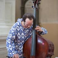 Jazz w mieście / Jachna/Mazurkiewicz/Buhl / 17.04.2016 / Kościół Ewangelicko-Augsburski, fot. Wojtek Kornet - zdjęcie 4/9