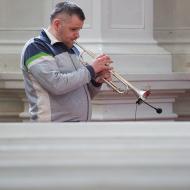 Jazz w mieście / Jachna/Mazurkiewicz/Buhl / 17.04.2016 / Kościół Ewangelicko-Augsburski, fot. Wojtek Kornet - zdjęcie 5/9