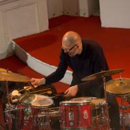 Jazz w mieście / Jachna/Mazurkiewicz/Buhl / 17.04.2016 / Kościół Ewangelicko-Augsburski, fot. Wojtek Kornet - zdjęcie 8/9