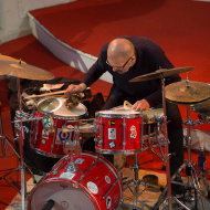 Jazz w mieście / Jachna/Mazurkiewicz/Buhl / 17.04.2016 / Kościół Ewangelicko-Augsburski, fot. Wojtek Kornet - zdjęcie 9/9