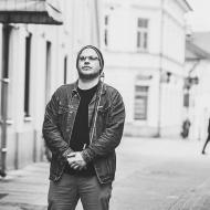 Jazz w mieście / Ksawery Wójciński / 20.04.2016 / Manifest Wino, fot. Wojtek Kornet - zdjęcie 2/13