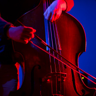 Jazz w mieście / Ksawery Wójciński / 20.04.2016 / Manifest Wino, fot. Wojtek Kornet - zdjęcie 13/13