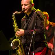 Irek Wojtczak Folk Five Polish Quintet / 23.04.2016 / Sala Widowiskowa Centrum Kultury / fot. Wojtek Kornet - zdjęcie 10/11