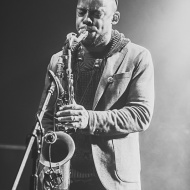 Marcus Strickland / 23.04.2016 / Main Stage at Centre of Culture / phot. Wojtek Kornet