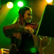 Sofa Sounds: Bemine x Hania Rani / Patio at Centre for Culture  / 12.08.2016r. / zdj. Agata Dziemian - photo 14/15