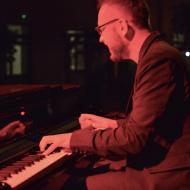 Time for jazz: Paweł Kaczmarczyk Audiofeeling Trio + Mr Krime / Patio at Centre for Culture / 22.07.2016r. /  - photo 4/10