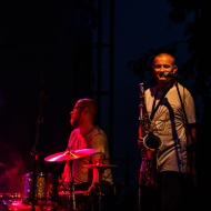 Time for jazz: Irek Wojtczak the bees' knees / Patio at Centre for Culture / 19.06.2016r / phot. Maciek Rukasz - photo 7/22