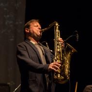Chris Potter Quartet / 22.04.17r. / Sala Widowiskowa CK / zdj. Wojtek Kornet - zdjęcie 3/10
