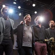 Chris Potter Quartet / 22.04.17r. / Sala Widowiskowa CK / zdj. Wojtek Kornet - zdjęcie 1/10