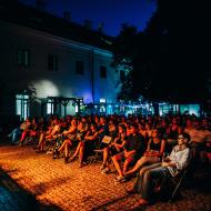 Marek Dyjak&Goście(Skubas, Basia Derlak) / Wirydarz CK / 11.08.2017r. / zdj. Maciek Rukasz - zdjęcie 4/9