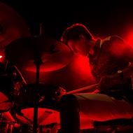 Mateusz Gawęda Trio / Wirydarz Centrum Kultury / 30.07.20174r. / zdj. Adrianna Klimek - zdjęcie 8/13