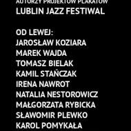 Gallery of Lublin Jazz Festival posters - photo 11/11